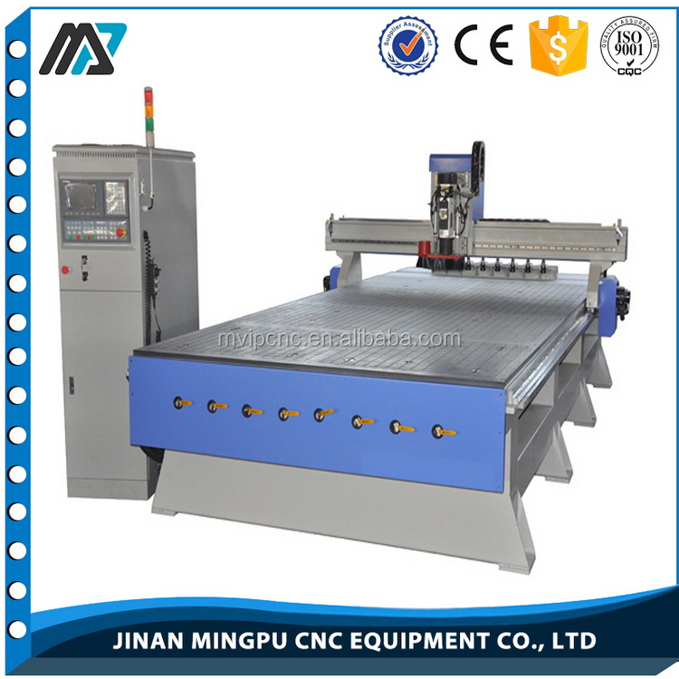 machinery sculpture atc cnc router italy with 8 linear tool magazine