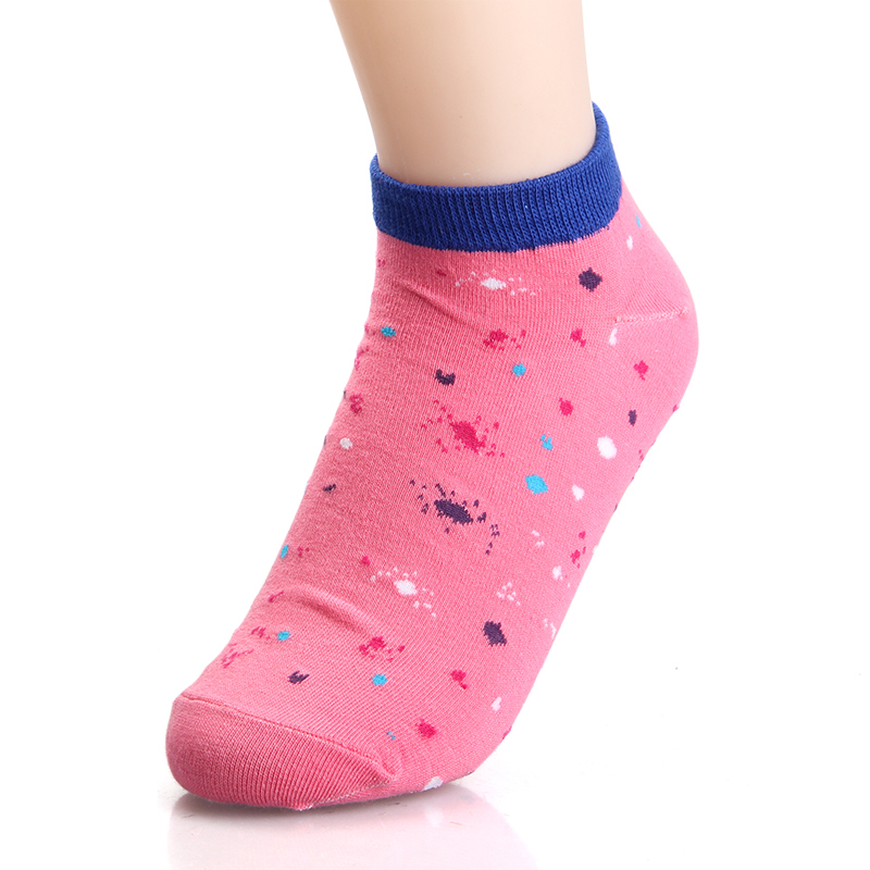 f9ae9ee80 Get Quotations · Summer style Colorful Calcetines for women casual socks  Printed meias high quality Cotton woman thin section