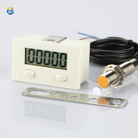 Ly-05a 5 Digit Electronic electric Counter digital pulse counter Machine Elactrical Counters