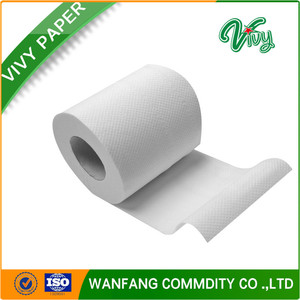 Professional bulk wholesale core roll toilet paper tissue