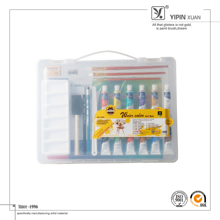 Manufactures Art Supplies Bulk Water Color Watercolor Paint Set