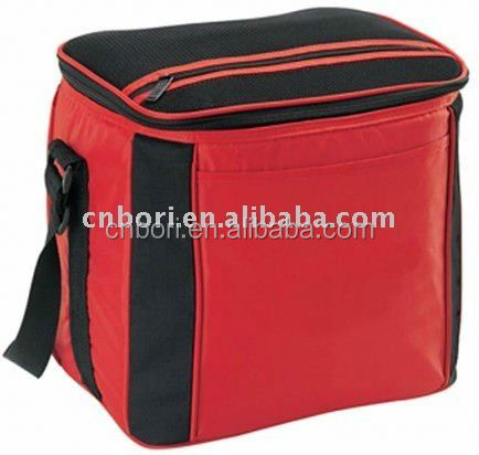 2017 nice service new design red Ice Pack cooler bag hot cold compress gel