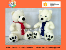China Manufacturers Wholesale,HOT selling plush bear customized stuffed toy stuffed color animal baby toys manufacturer
