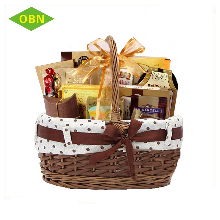 Christmas Baskets.Cute Lovely Handmade Minuteness Gift Basket For Kids Wholesale Willow Christmas Baskets With Handle Buy Wholesale Christmas Baskets Cute Christmas