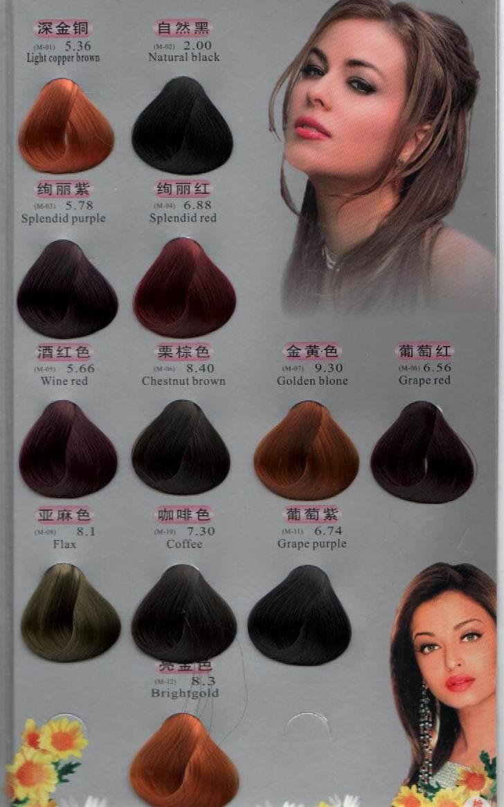 majirel hair color instructions