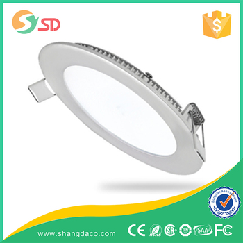 100% Sure Good Quality 9w Thin Led Panel Light Thin Wire Led ...