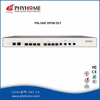 Phyhome Epon Olt 4 Ports With Web Management - Buy Gcom,Vsolution,Cdata  Product on Alibaba com