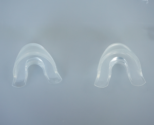 New dental Whitening Thermoplastic denture Boil and Bite Mouth Tray/ teeth  whitening
