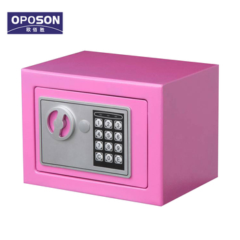 Laptop small digital coded lock portable mini safe box for kids children