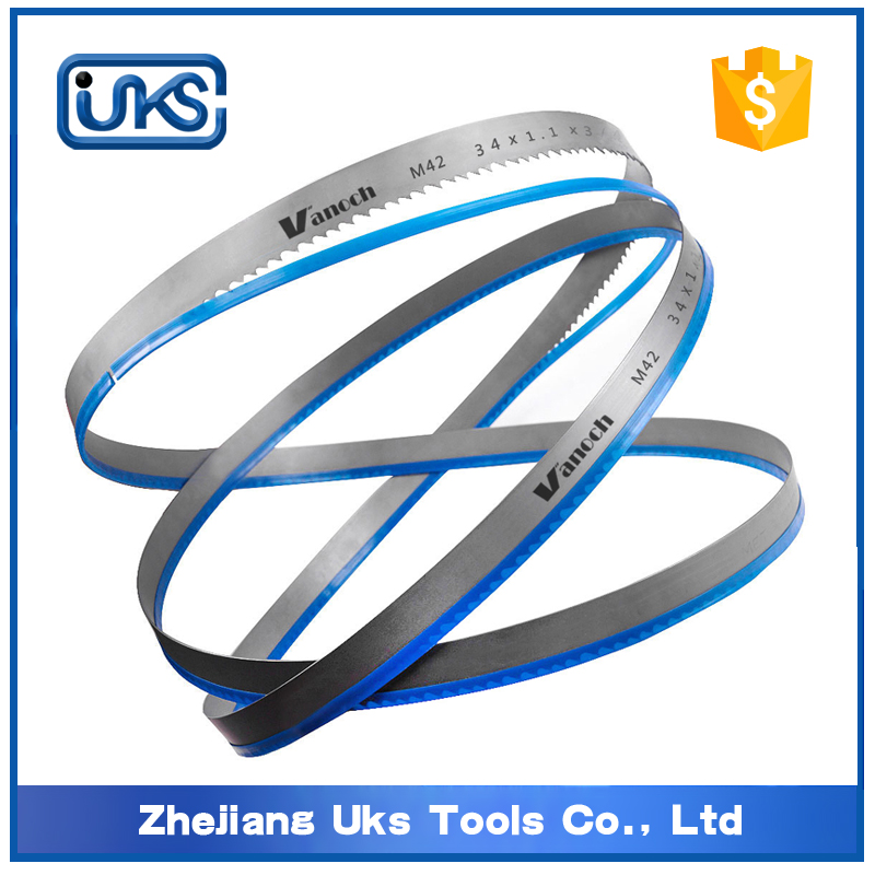 2016 Hss Metal Cutting Saw Blade Band Saw