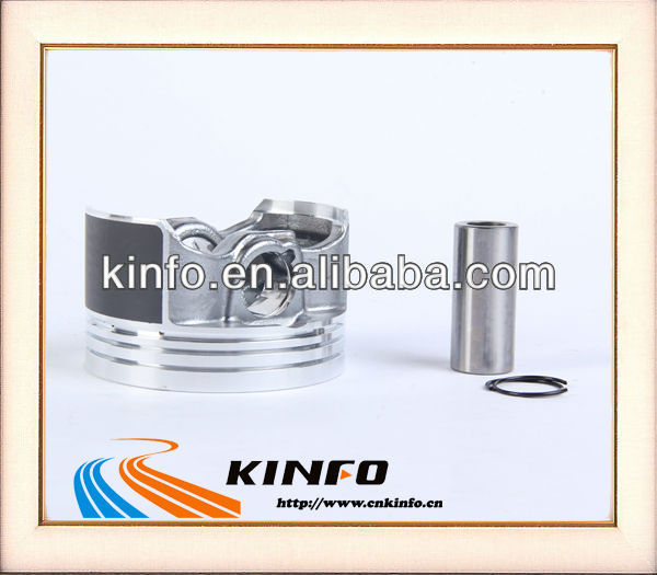Piston forged for HONDA