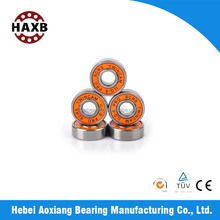 Deep groove ball bearing 608RS 608ZZ 608 bearing dimensions 8*22*7 for Skateboard Scooter