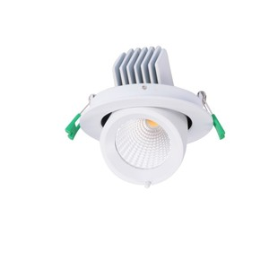 Anti-glare Lens Dimmable Decorative LED Spot Downlight for Shop Hotel Home