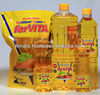 Forvita Vegetable Cooking Oil (RBD Palm Oil) in 250 ml bottles for Angola .