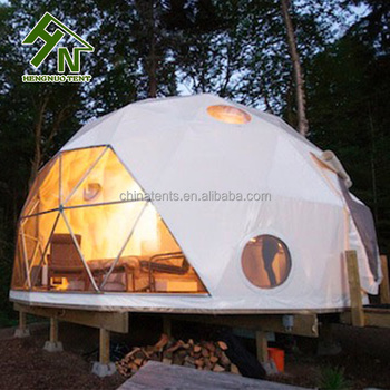 Outdoor Waterproof Canvas Wall Fabric Canvas Bell Tent for Sale for Tent