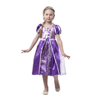 High quality new design cosplay party sofia princess costume for girls