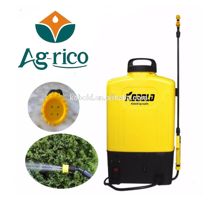 high quality comfortable protective agricultural chemical sprayer, orchard farm battery sprayer
