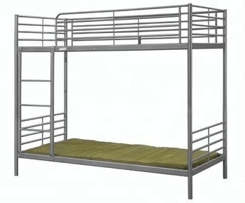 Strong Adult Two Decker Bunk Beds Metal Frame Adult Kids Double Steel Bed Cheap For Sale Buy Double Steel Bed Double Steel Bed Cheap For Sale Kids
