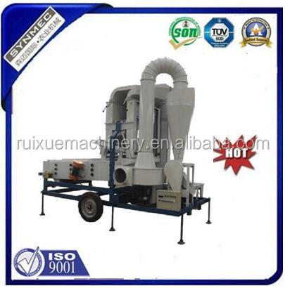 Agricultural Commodities Cleaning Machine for grain seed bean