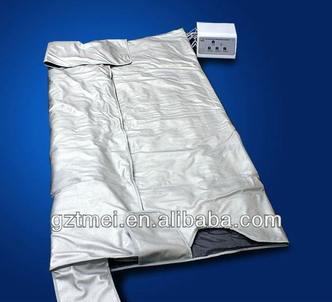 Hot selling high quality home use thermal slimming blanket