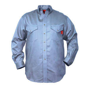 Cotton Workwear FR Shirts Worker Shirts