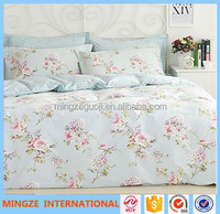 new little flower design for children kids bedding set/bed sheet/duvet cover