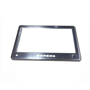 CNC turning customized color lcd tv stand parts main board for tv assembly