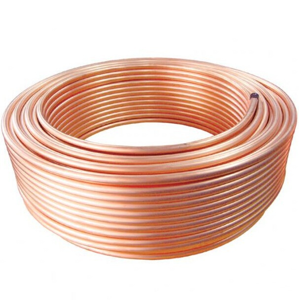 Tool Parts DIY Material Soft Condition Air Condition Refrigerator <strong>Copper</strong> pipe