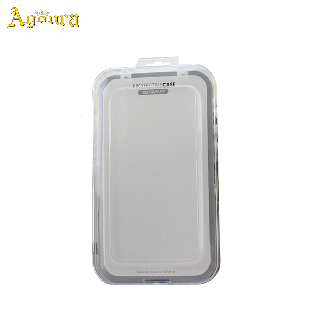 Wholesale OEM  phone case clear box packaging