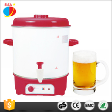 Best selling GS approved mini home beer brew equipment/home brewing machine