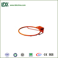Basketball ring cheap wholesale metal basketball net