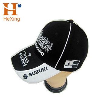 2017 promo army woven patches baseball cap black and white custom hats f24b7f2677e