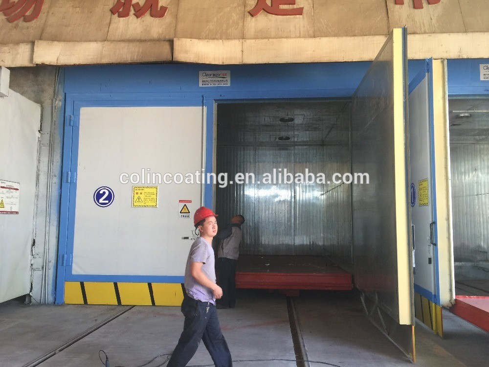 Electric Industrial Powder Coating Oven/big Oven For Metal Parts ...