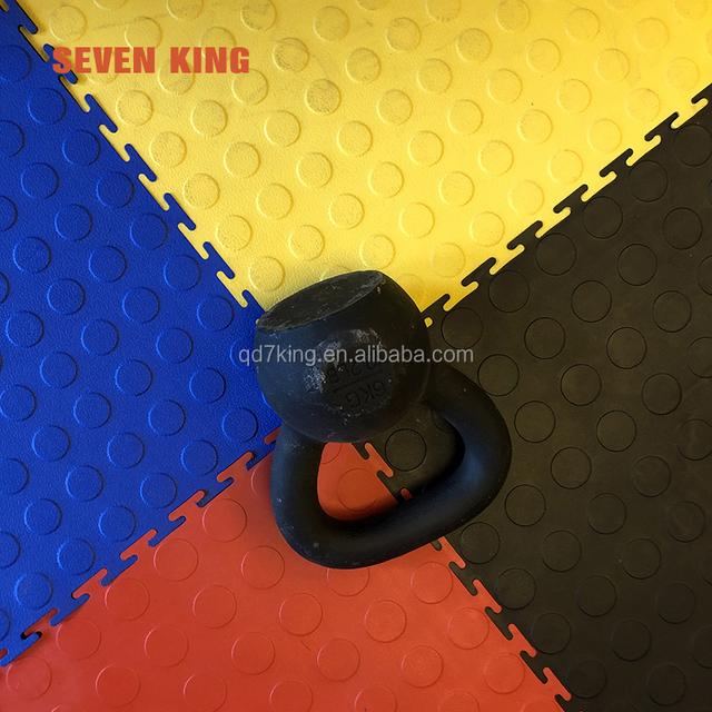 Interlocking Pvc Garage Flooring Tiles