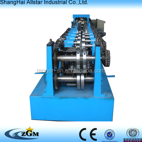 Good Quality C Z Purlin Roll Forming Machine With High Speed