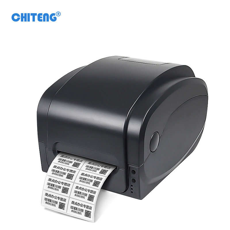 104mm printer thermal/thermal transfer label printer barcode printer