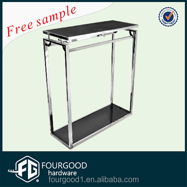 Retail store clothing display rack/store furniture for display clothes