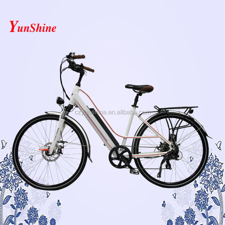 Country woman, 2016 usa electric city bike with removable battery