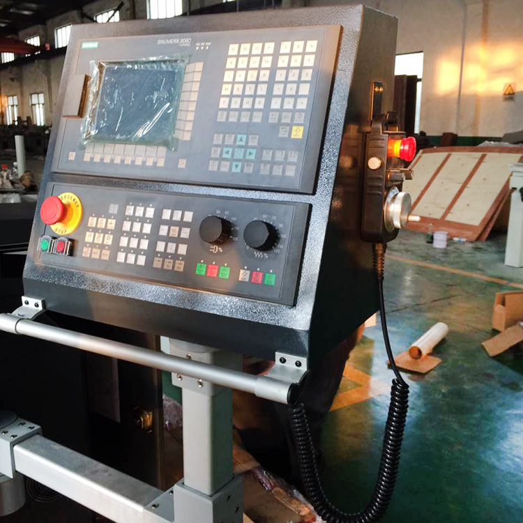 Effect assurance opt 2 axis SGA2500N CNC surface grinding machine for sale