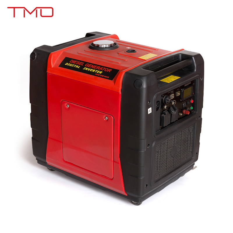 Factory Price New Design 5KW Super Quiet Diesel Generator for Home Use