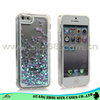 Top qualtiy hard phone shell transparent case for iphone 5
