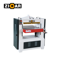 ZICAR wood planer machine and planer thicknesser TP104H for Woodworking