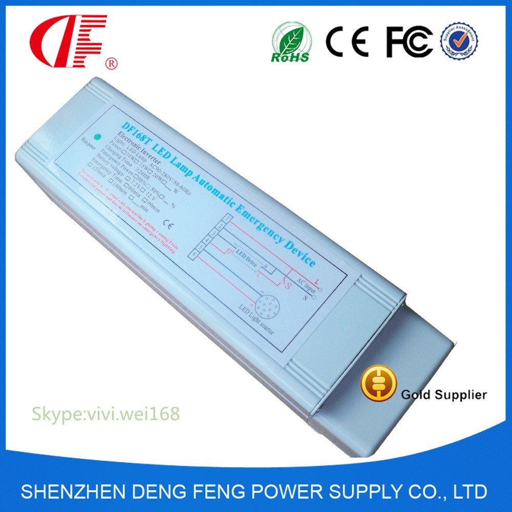 Df168 30h Led Lamp Automatic Emergency Device For Light Circuit As Well Fluorescent Diagram On With Uninterruptible Power Supply