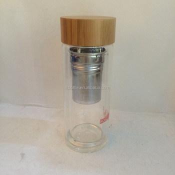 Custom bpa vrij glas water thee borosilicate bpa vrij for Hittebestendig glas