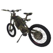Strong Power Big Battery Stealth Bomber E Bike 1500W