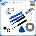 10 in 1 Universal Opening Pry Tools Cross 5-star Screwdriver Adhesive Glue Suction Cup for Smartphone