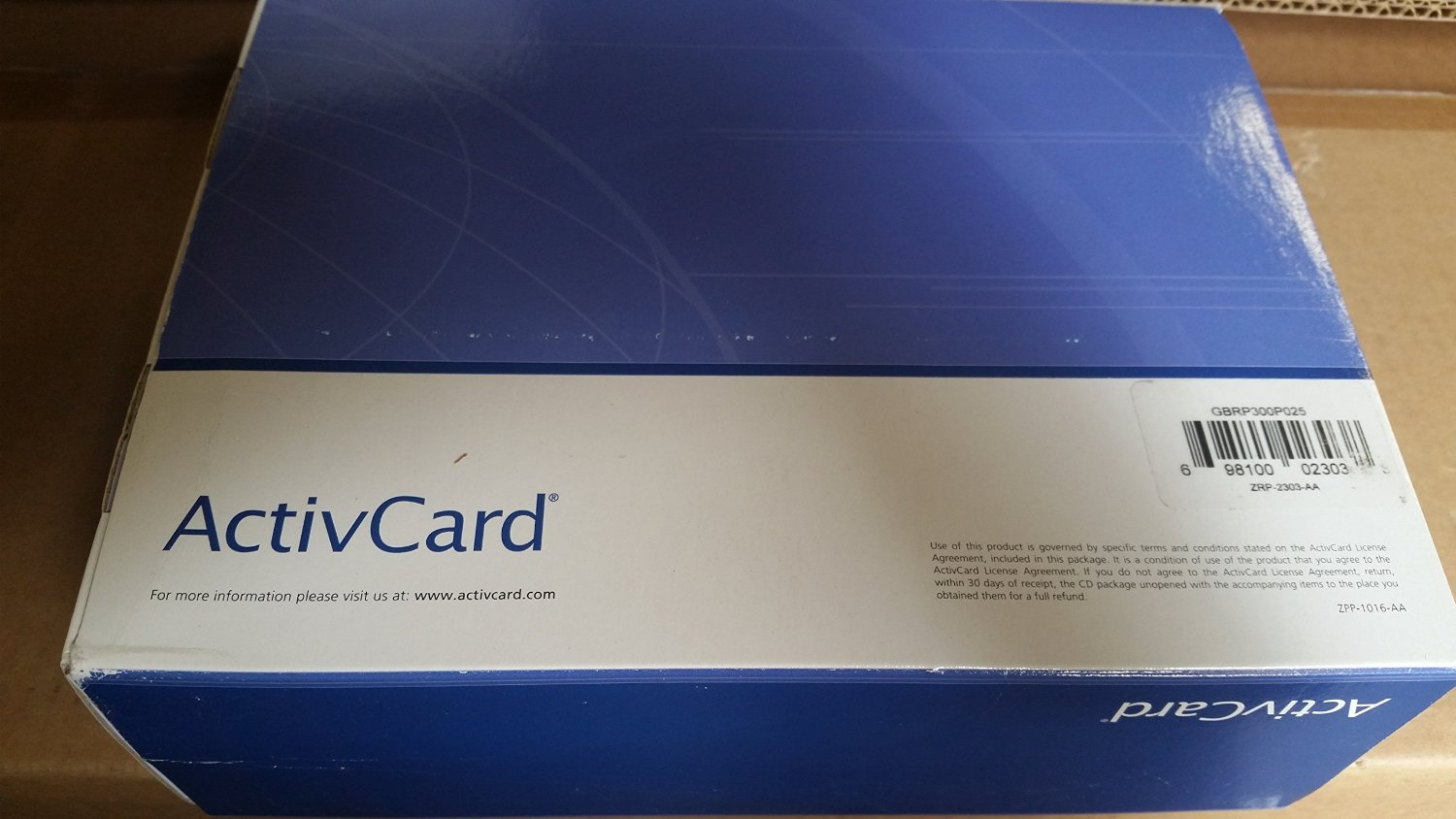 ACTIVIDENTITY SMART CARD READER WINDOWS 8.1 DRIVERS DOWNLOAD