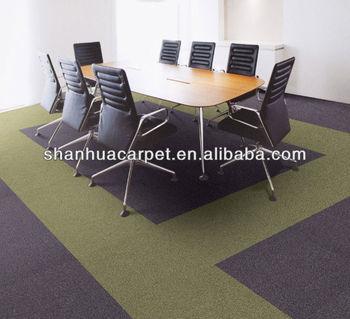 Pu Backing Carpet Tiles Branded Shanhua Carpet Buy Pu
