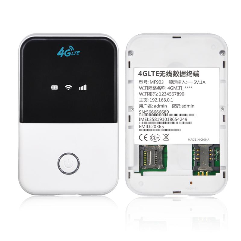 Universal Sim Wifi Hotspot LTE Modem 4G LTE Wifi Router