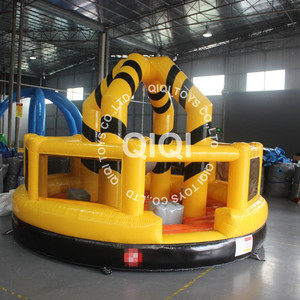 China supplier carnival games bouncy castles inflatable toys